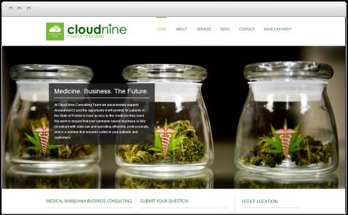 Florida Law Firm Web Design
