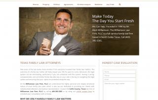 Dallas Lawyer Web Design