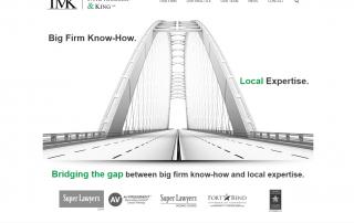 Richmond TX Law Firm Web Design